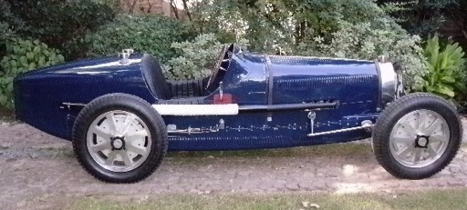 Bugatti Type 51 59 Barchetta Sports Cars
