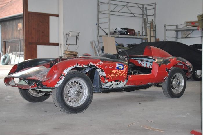 Devin Mga Barchetta Sports Cars