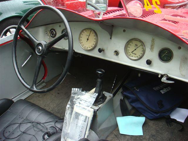 Fiat Siata 500 Pescara Barchetta Sports Cars