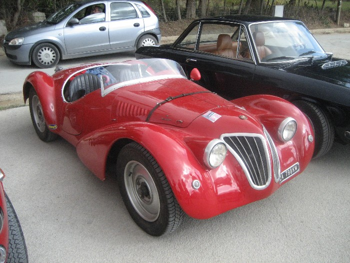 Fiat 1100 Barchetta Barchetta Sports Cars
