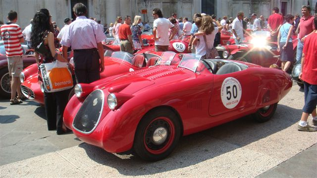 Fiat Siata 500 Pescara Barchetta Sports Cars