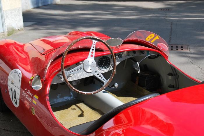 Stanguellini 1100 Sport Colli Barchetta Sports Cars