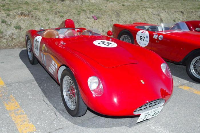 Second Chance Auto >> Bandini Saponetta - Barchetta Sports Cars