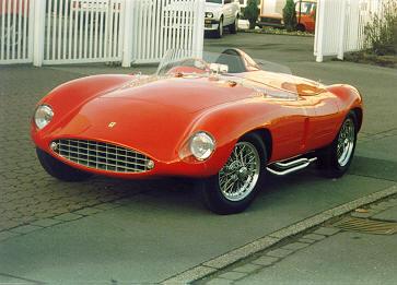 500 Mondial Recretaion Barchetta Sports Cars
